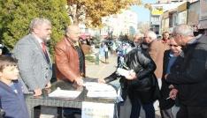 Yerli otomobil için 4 bin imza atıldı